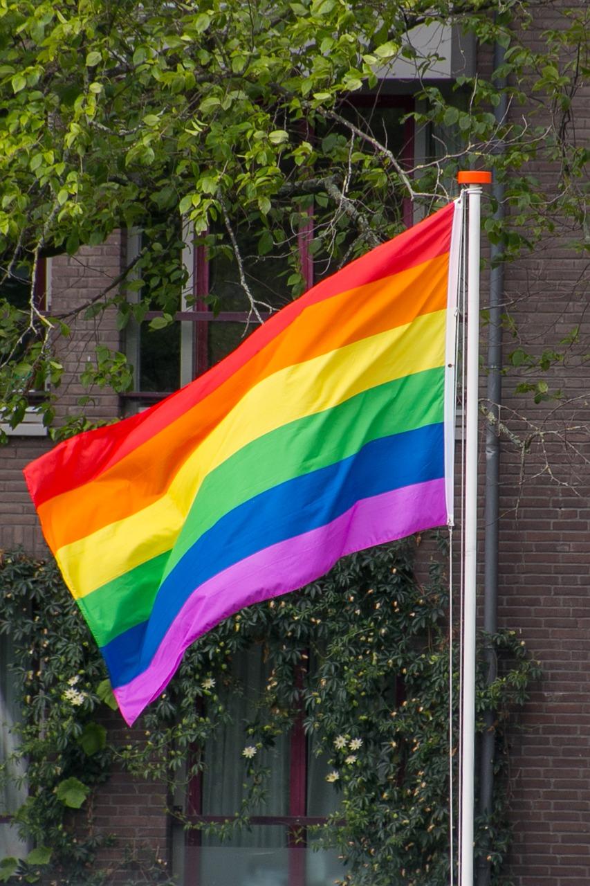 rainbow-flag pixa